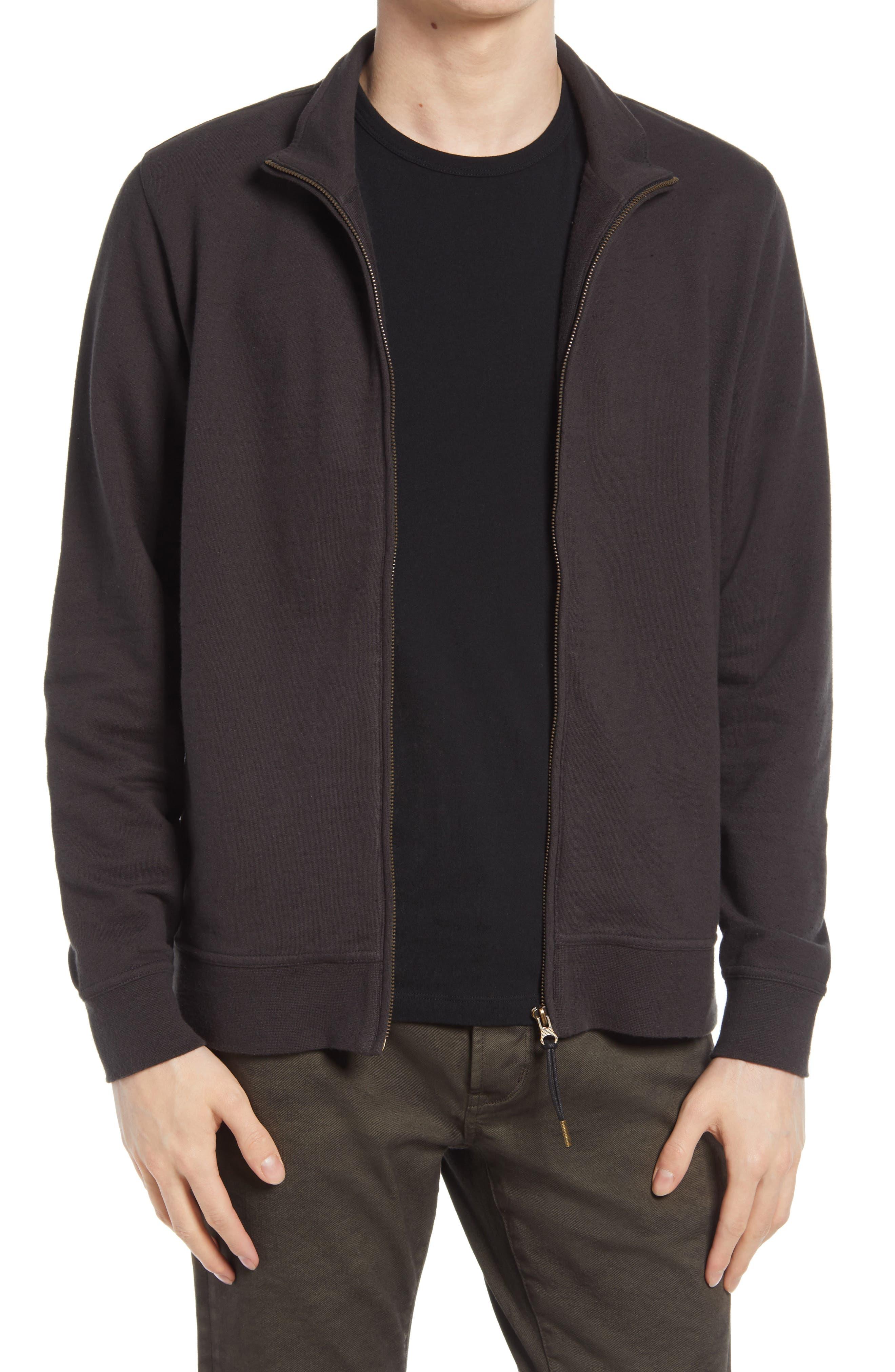 Knit Cotton & Linen Jacket