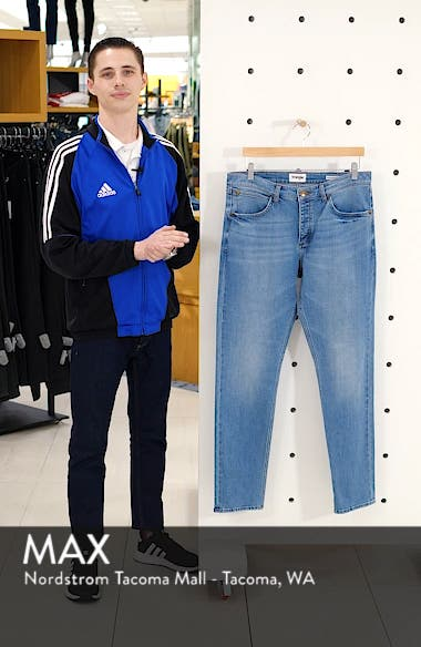 Slider Slim Straight Leg Jeans, sales video thumbnail