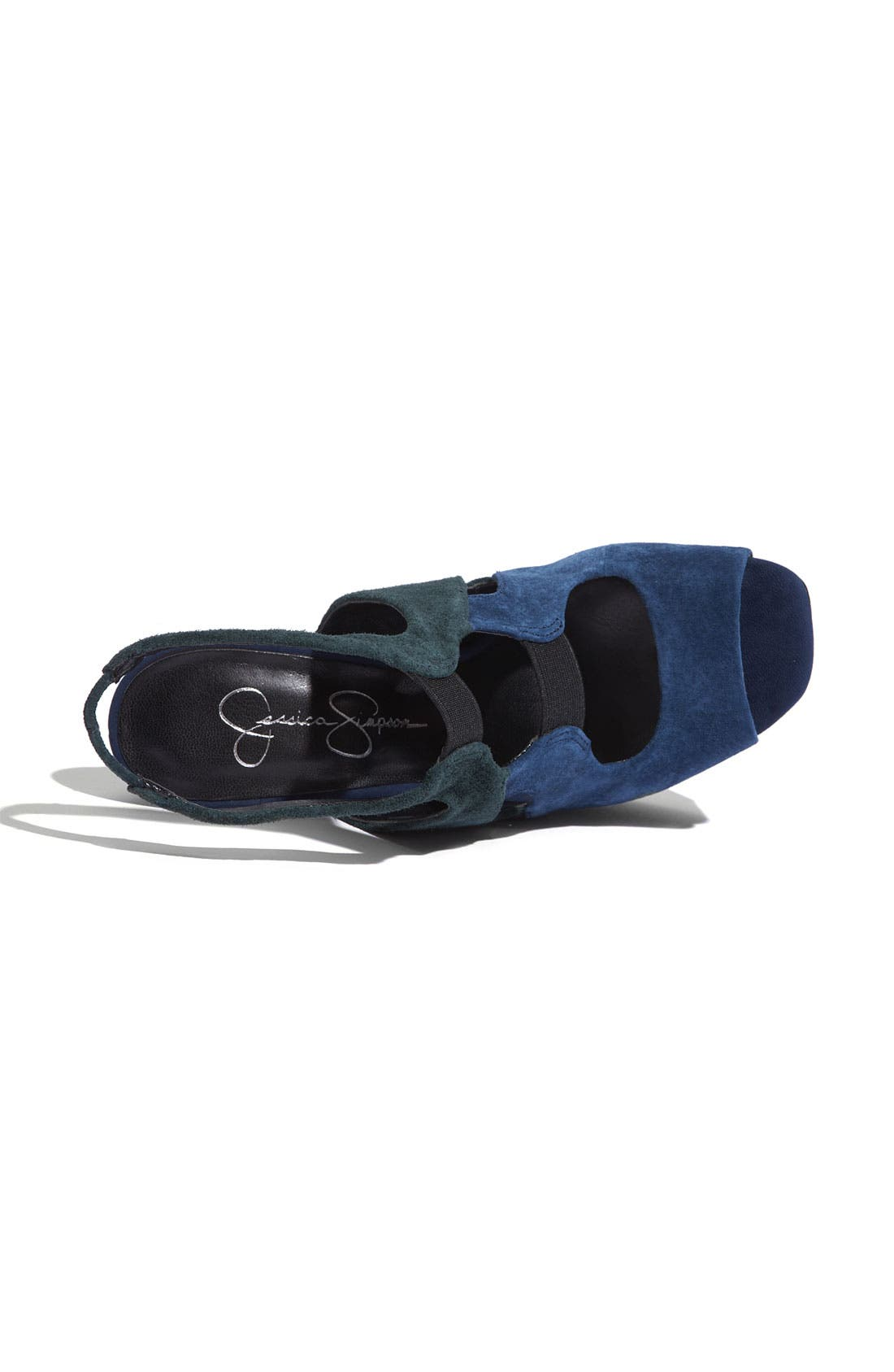 ,                             'Bendie' Platform Sandal,                             Alternate thumbnail 8, color,                             401