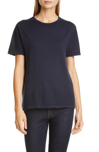 Co ESSENTIALS CASHMERE SWEATER T-SHIRT