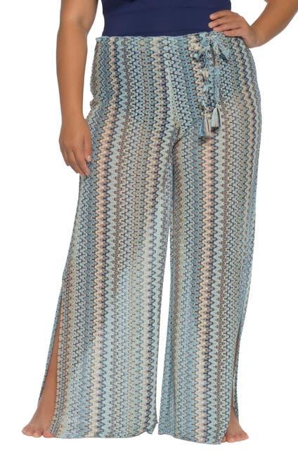Image of BECCA Wander Patterned Pants
