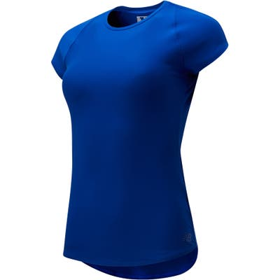 New Balance Transform Perfect T-Shirt, Blue