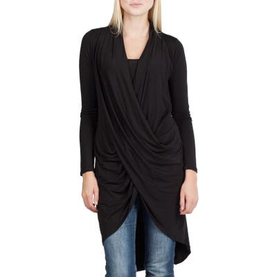 Savi Mom Nara Maternity/nursing Cardigan, Black