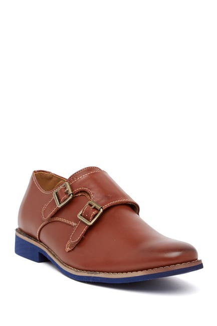 Image of Deer Stags Harry Double Monk Strap Loafer