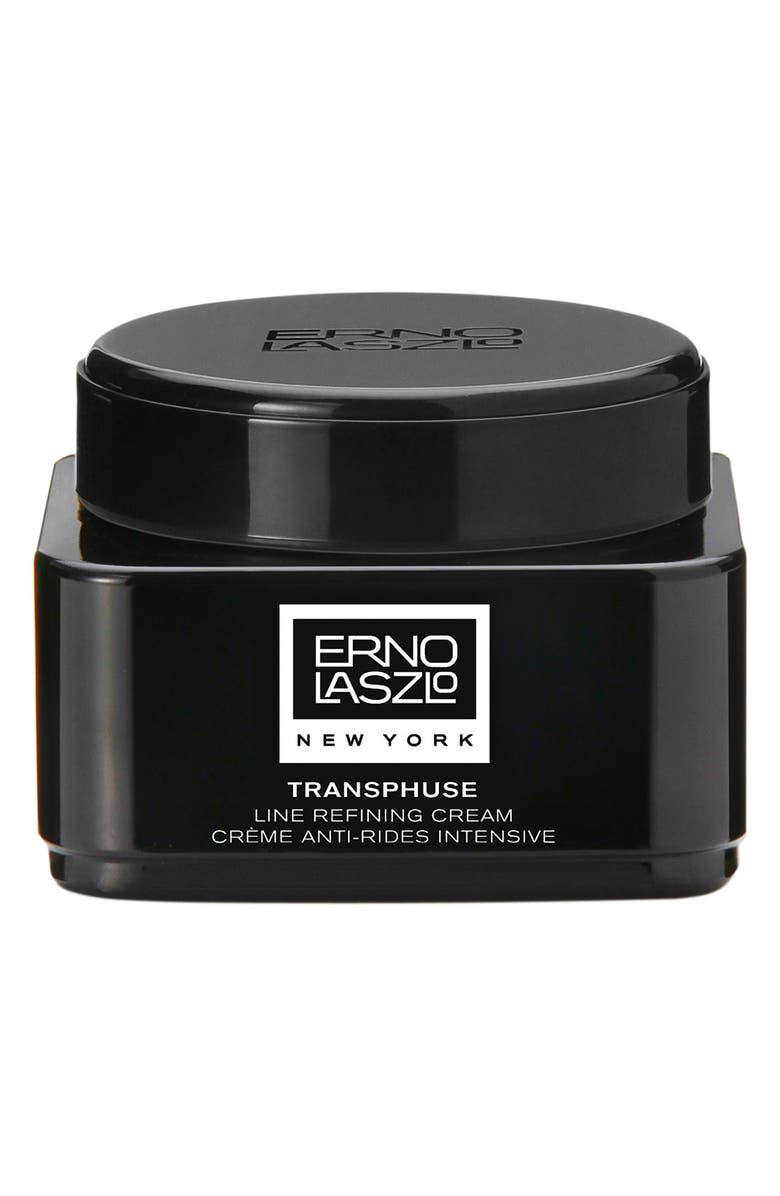 ERNO LASZLO Transphuse Line Refining Cream, Main, color, NO COLOR