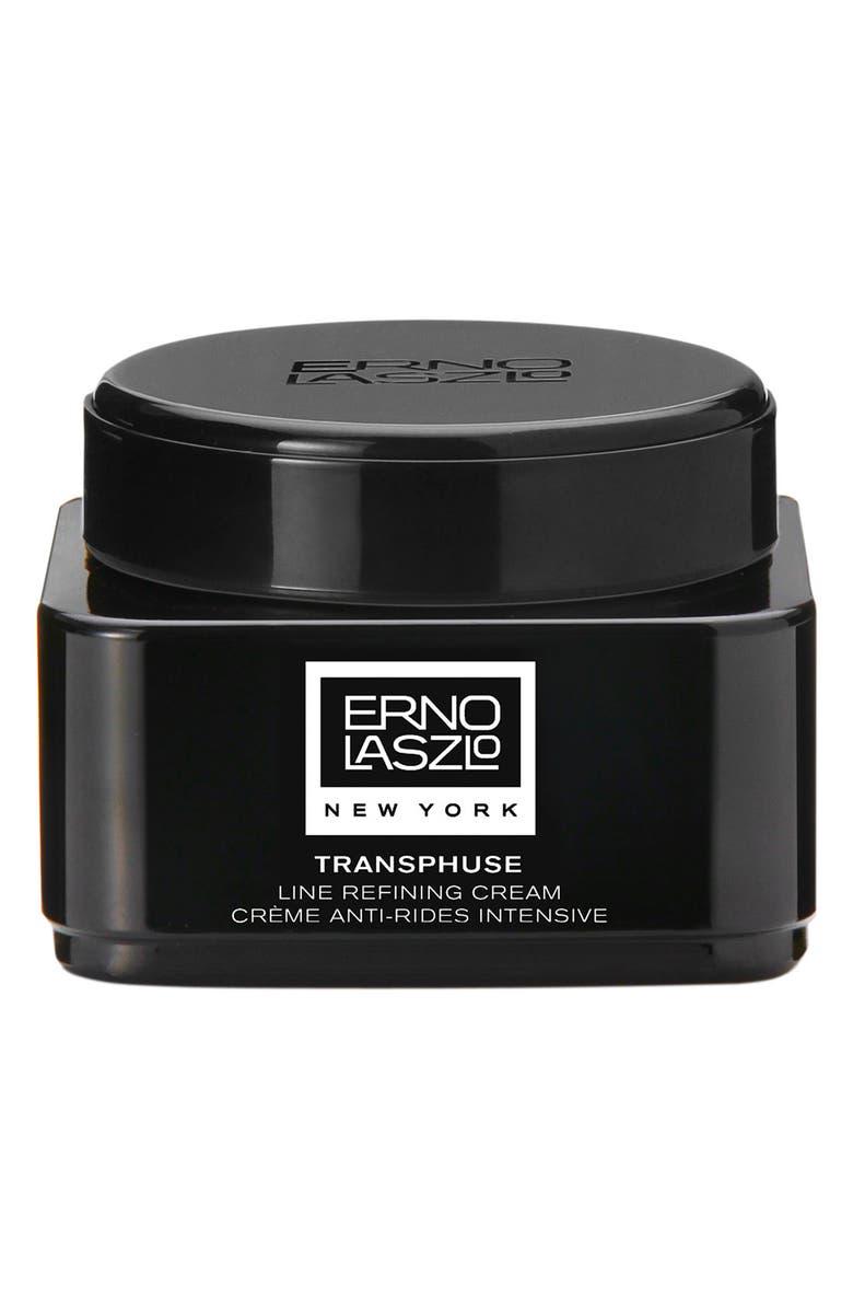 ERNO LASZLO Transphuse Line Refining Cream, Main, color, NO COLOR