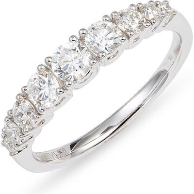 Bony Levy Audrey Graduated Diamond Ring (Nordstrom Exclusive)