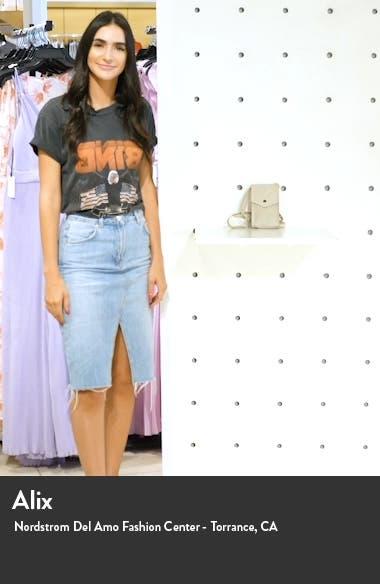 Lara Leather Pouch Bag, sales video thumbnail