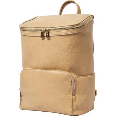 Urban Originals North Vegan Leather Backpack - Beige