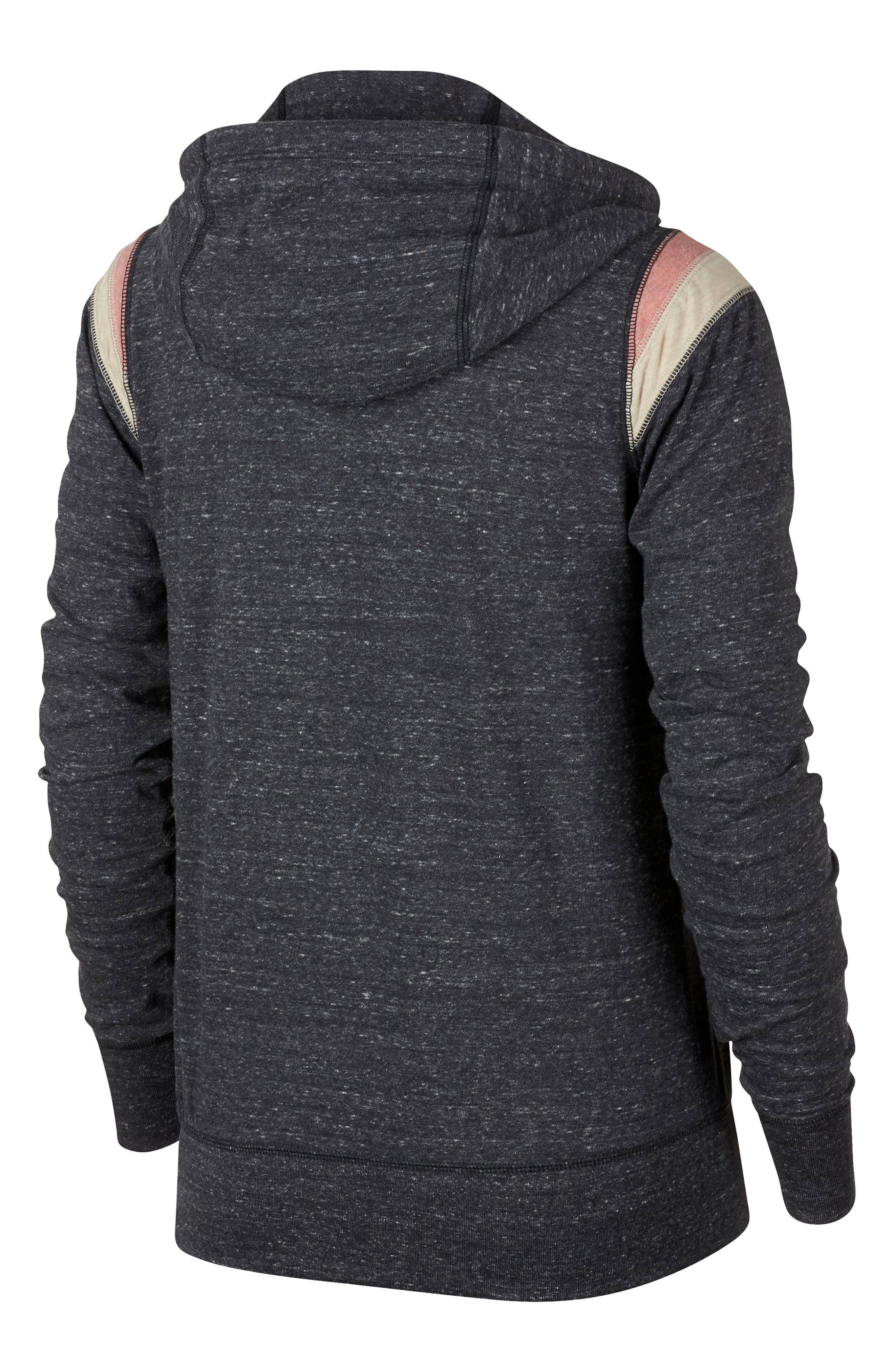 ,                             Sportswear Gym Vintage Zip Hoodie,                             Alternate thumbnail 8, color,                             060