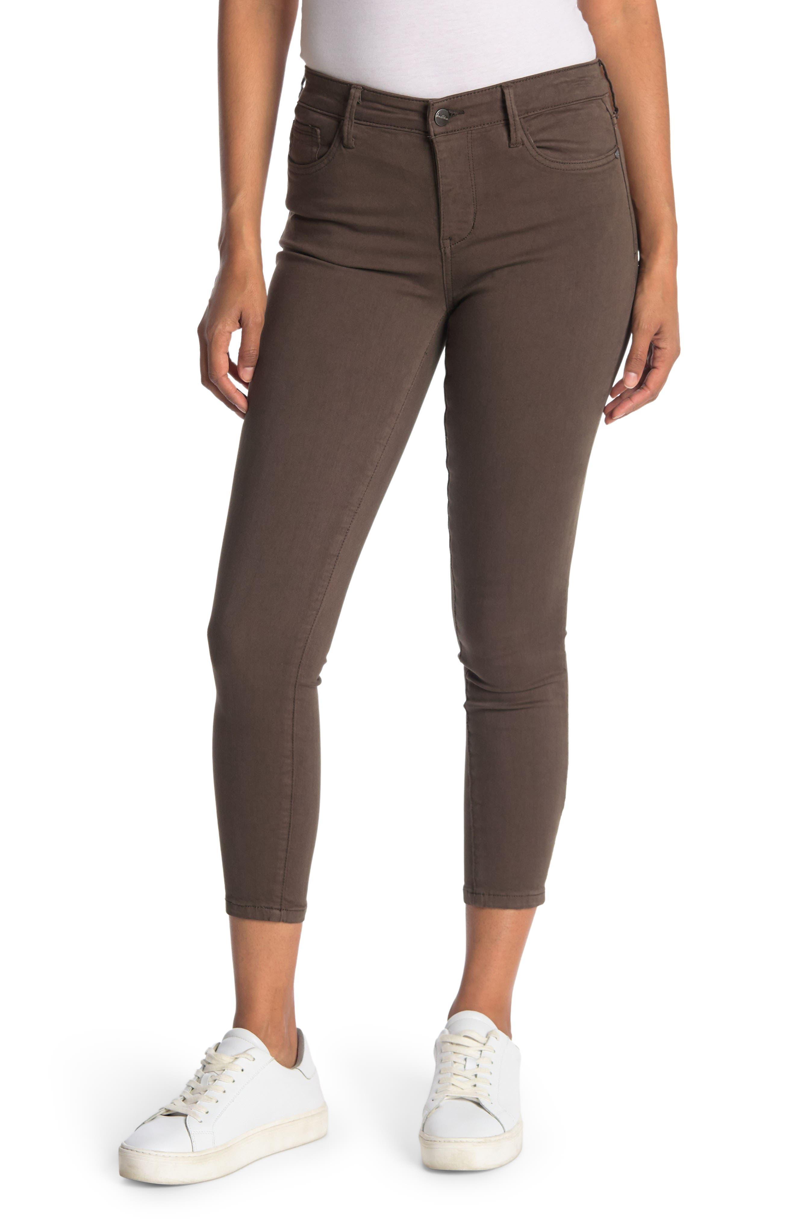 Image of Sam Edelman Skinny Ankle Crop Jeans
