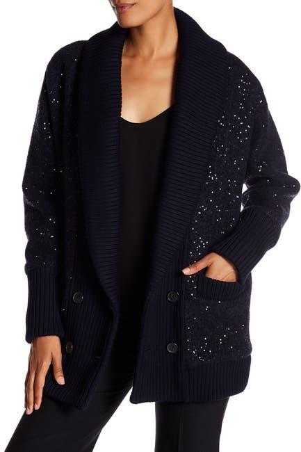 Image of Diane von Furstenberg Zayde Embellished Jacket