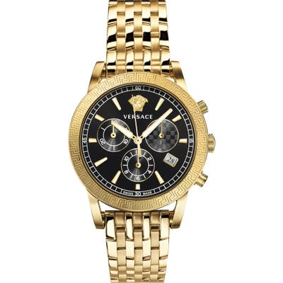 Versace Sport Tech Chronograph Bracelet Watch, 40Mm