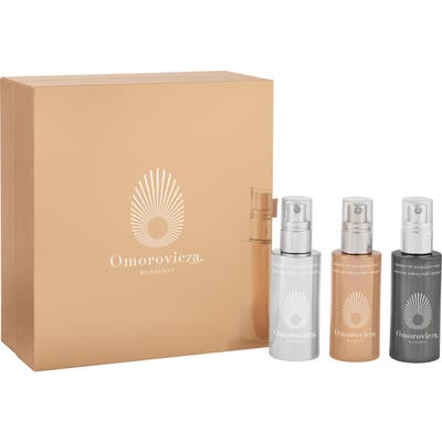 Omorovicza Queen Of Hungary Molten Metals Travel Size Set