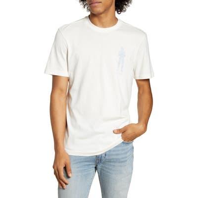 Stance Shakra Guy Graphic T-Shirt, White