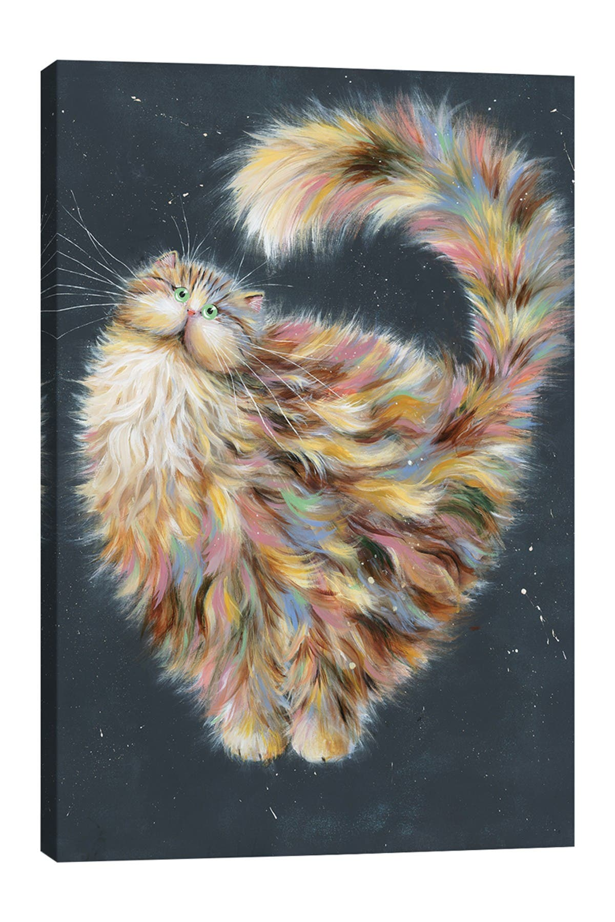Image of iCanvas Patapoufette by Kim Haskins Wall Art