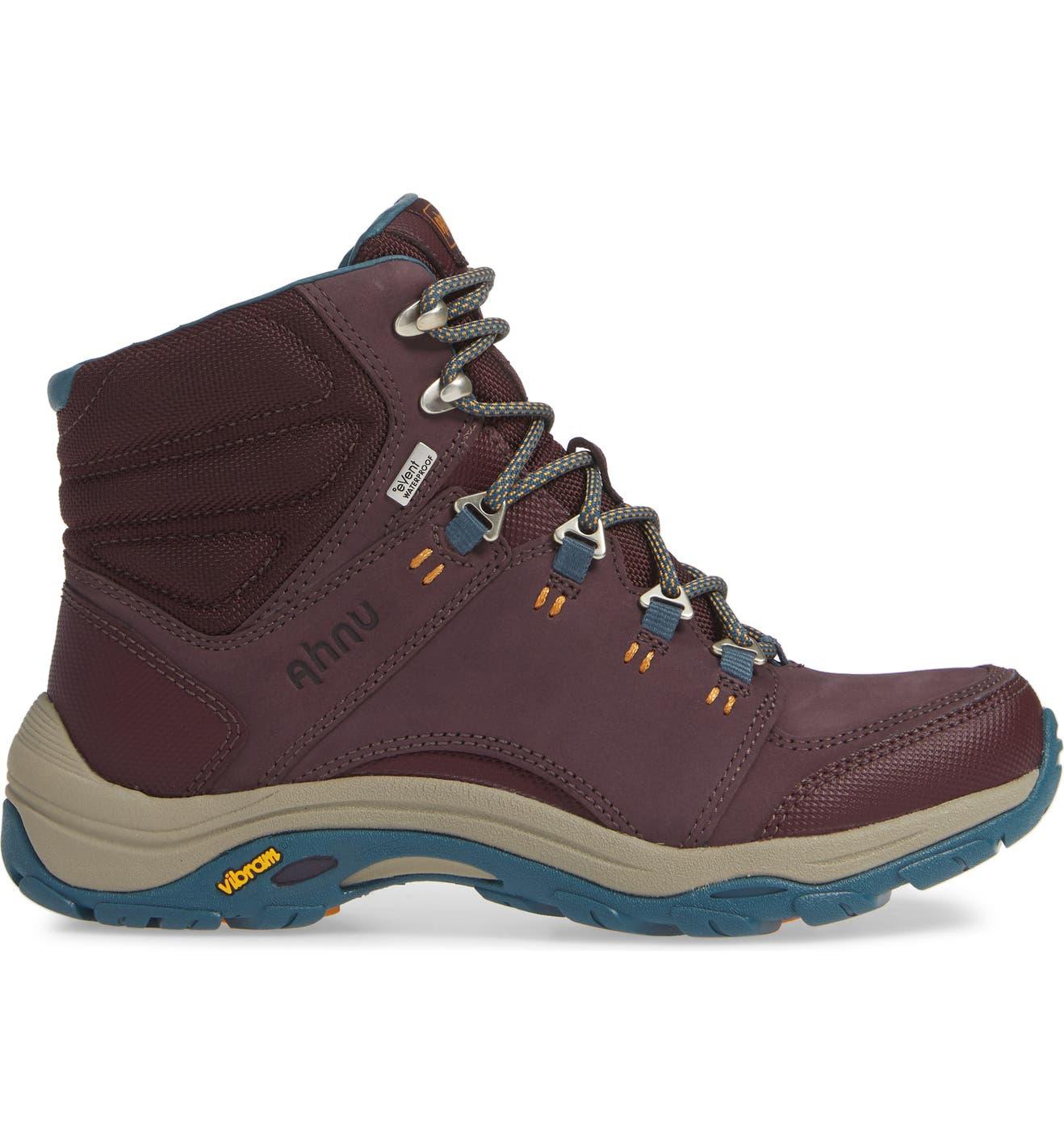 ee7e04cbef4 Ahnu by Teva Montara III Waterproof Hiking Boot (Women) | Nordstrom