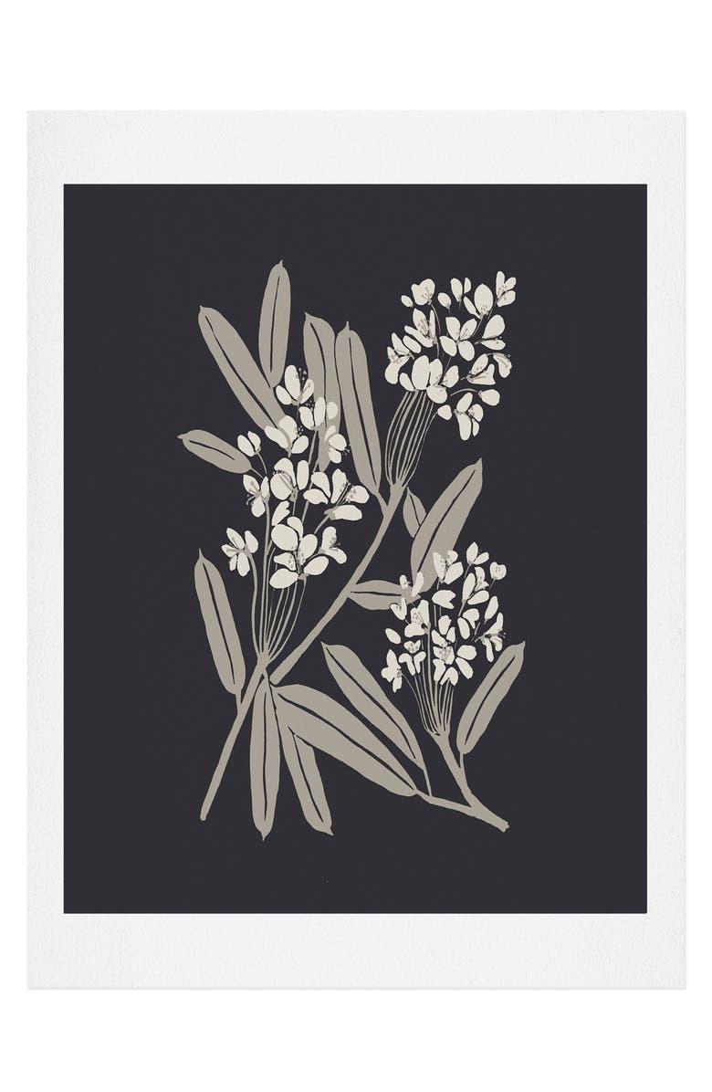 Deny Designs Megan Galante Boho Botanica Art Print