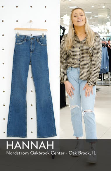 Super Flare Jeans, sales video thumbnail