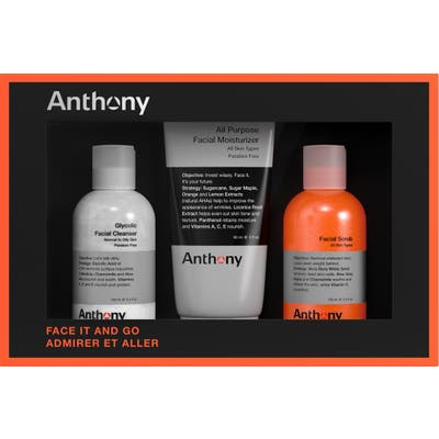 Anthony(TM) Face It And Go Set (Nordstrom Exclusive) ($67 Value)