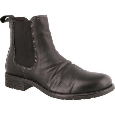 Taos Tender Chelsea Boot, Black