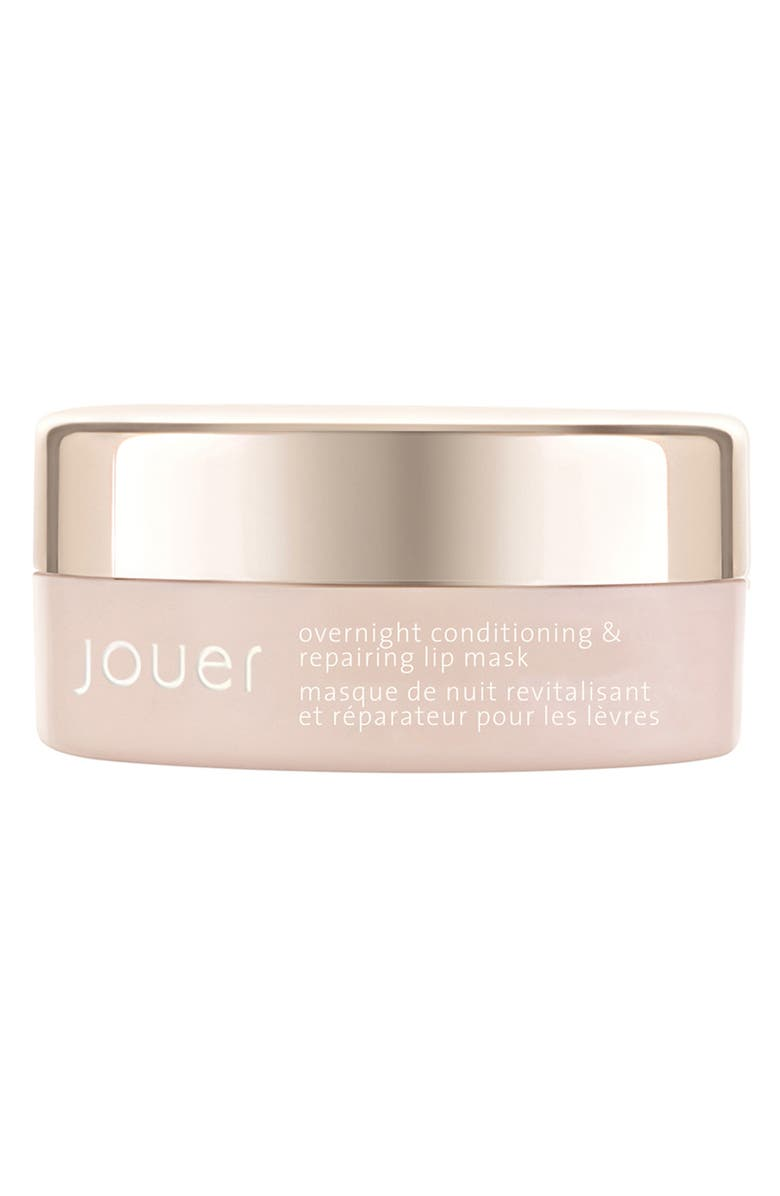 JOUER Overnight Conditioning and Repair Lip Mask, Main, color, NO COLOR