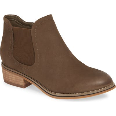 Blondo Lidia Waterproof Bootie- Beige