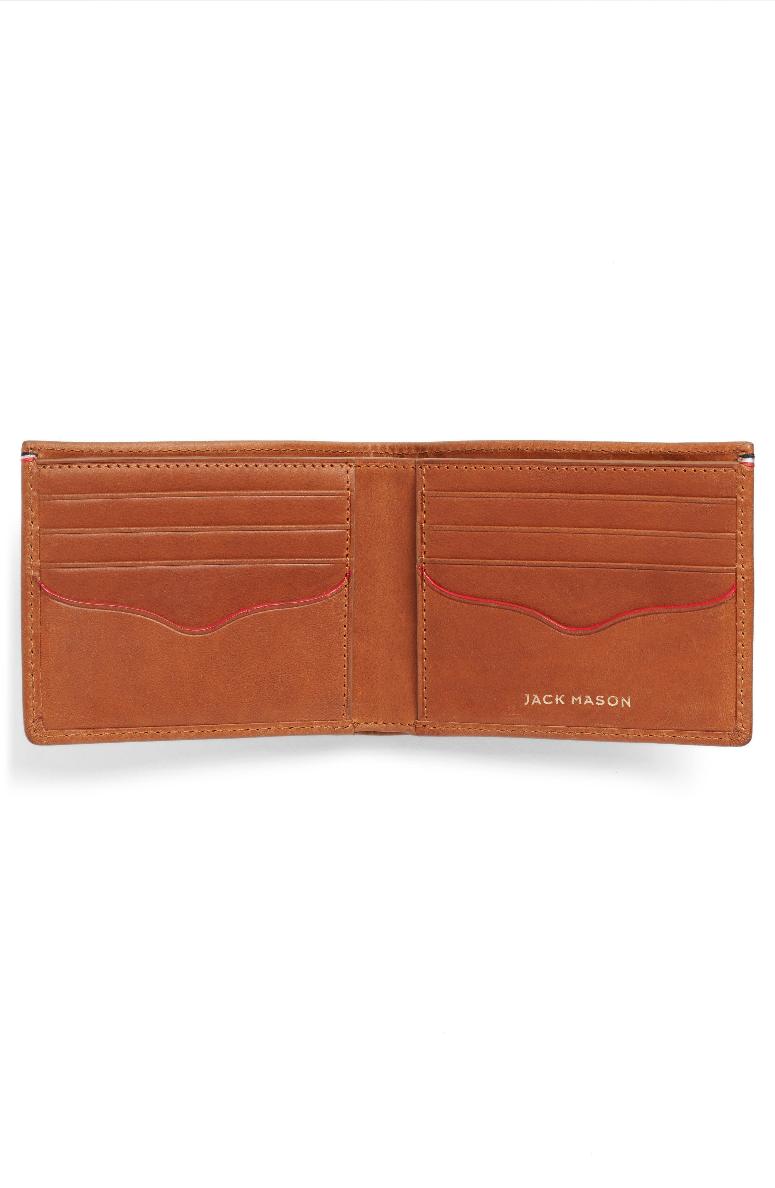 ,                             Vacchetta Lux Leather Bifold Wallet,                             Alternate thumbnail 6, color,                             230
