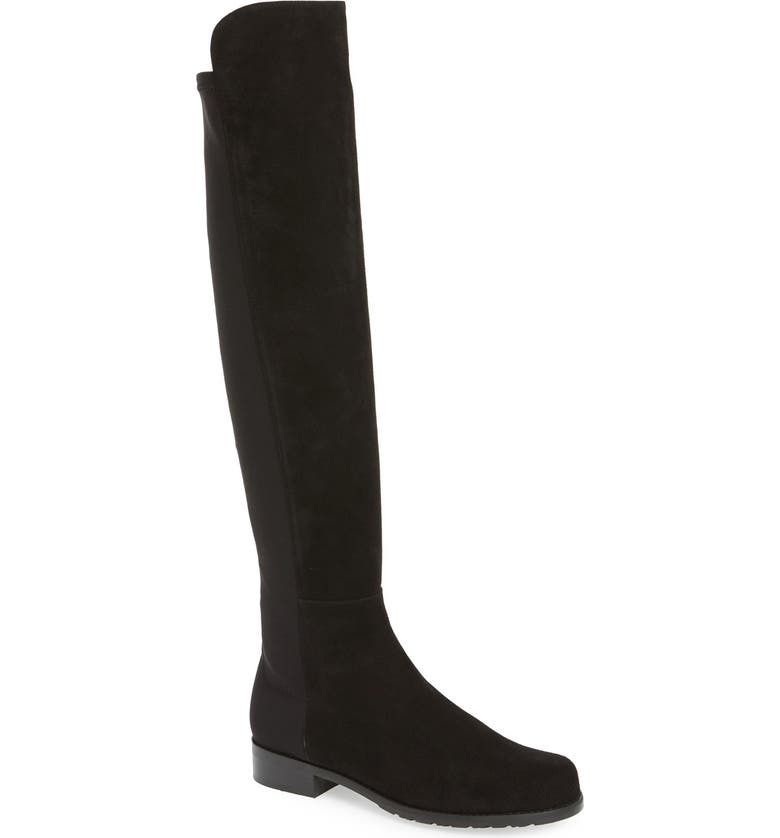 d5e917bc1fd 5050 Over the Knee Leather Boot