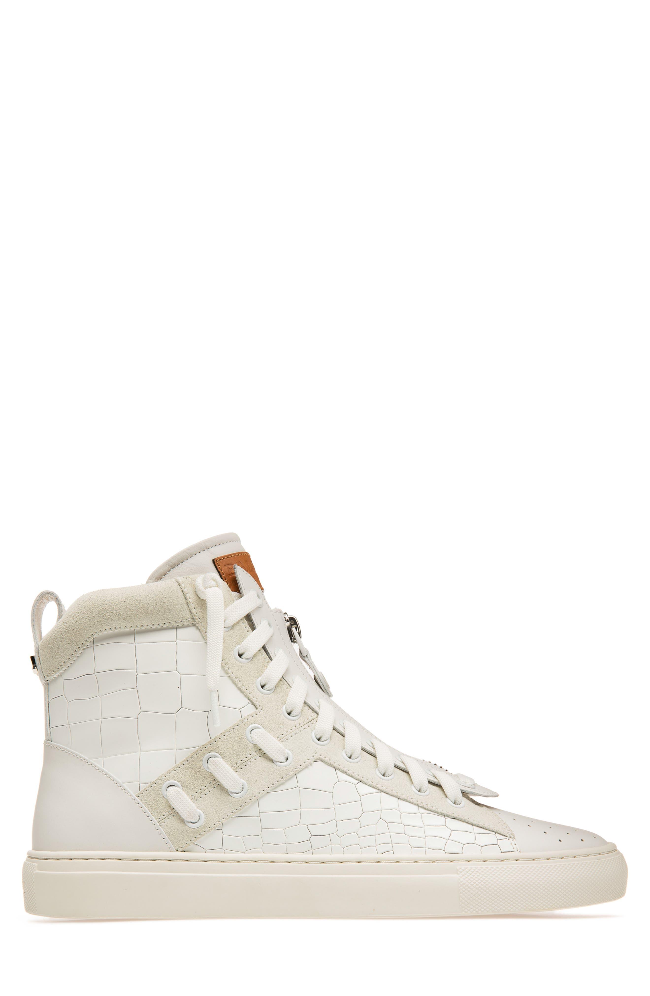 BALLY   Hekem High Top Sneaker
