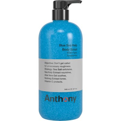 Anthony Blue Sea Kelp Body Scrub, oz