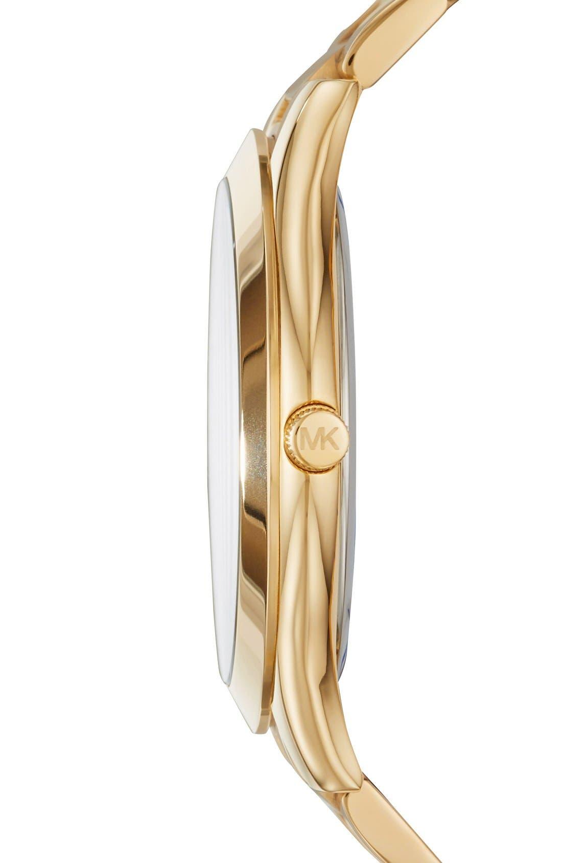 ,                             'Slim Runway' Bracelet Watch, 42mm,                             Alternate thumbnail 73, color,                             720