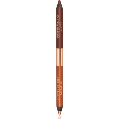 Charlotte Tilbury Eye Color Magic Liner Duo - Copper Charge