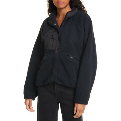 Free People Fp Movement Hit The Slopes Fleece Jacket