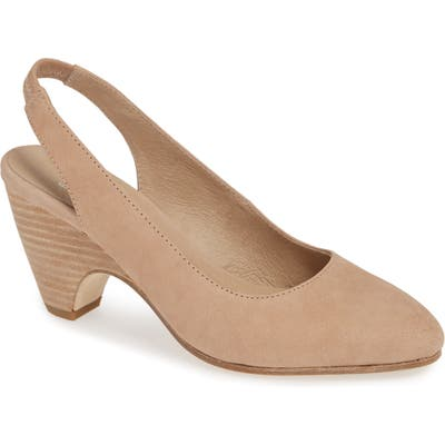Eileen Fisher Milla Slingback Pump, Brown