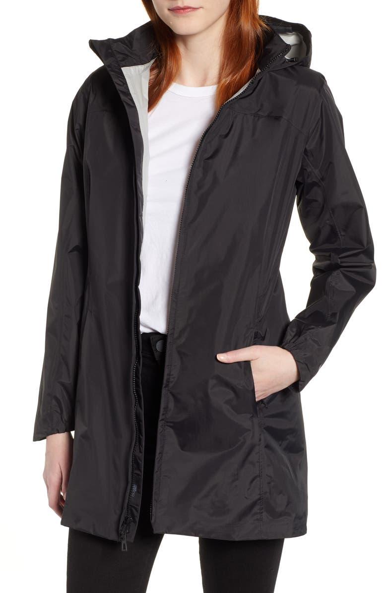 PATAGONIA Torrentshell Waterproof City Rain Coat, Main, color, 001