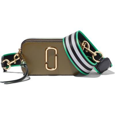 Marc Jacobs Snapshot Crossbody Bag - Green