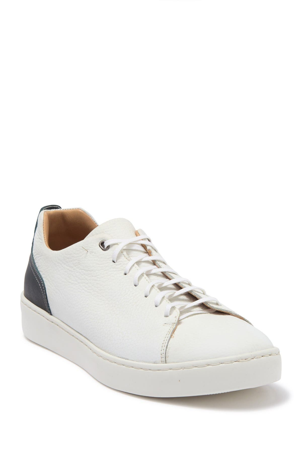 Image of Donald Pliner Alan Leather Sneaker