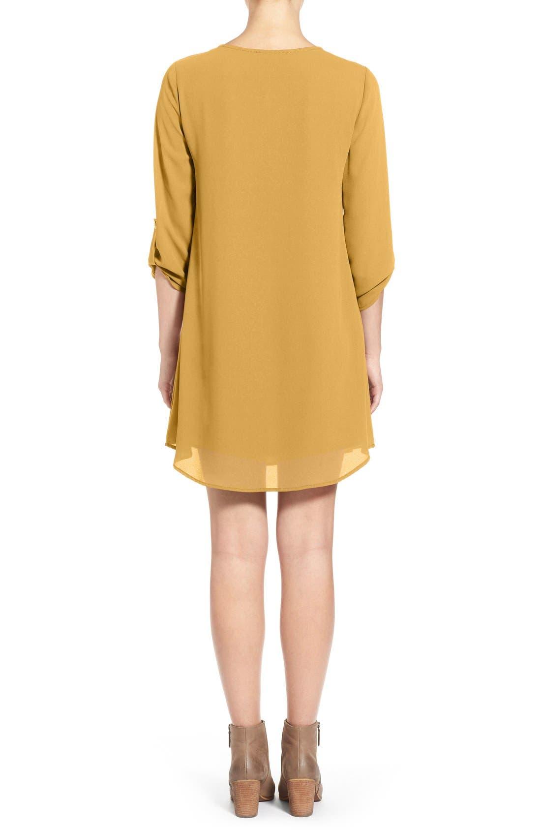 ,                             Karly Shift Dress,                             Alternate thumbnail 140, color,                             702