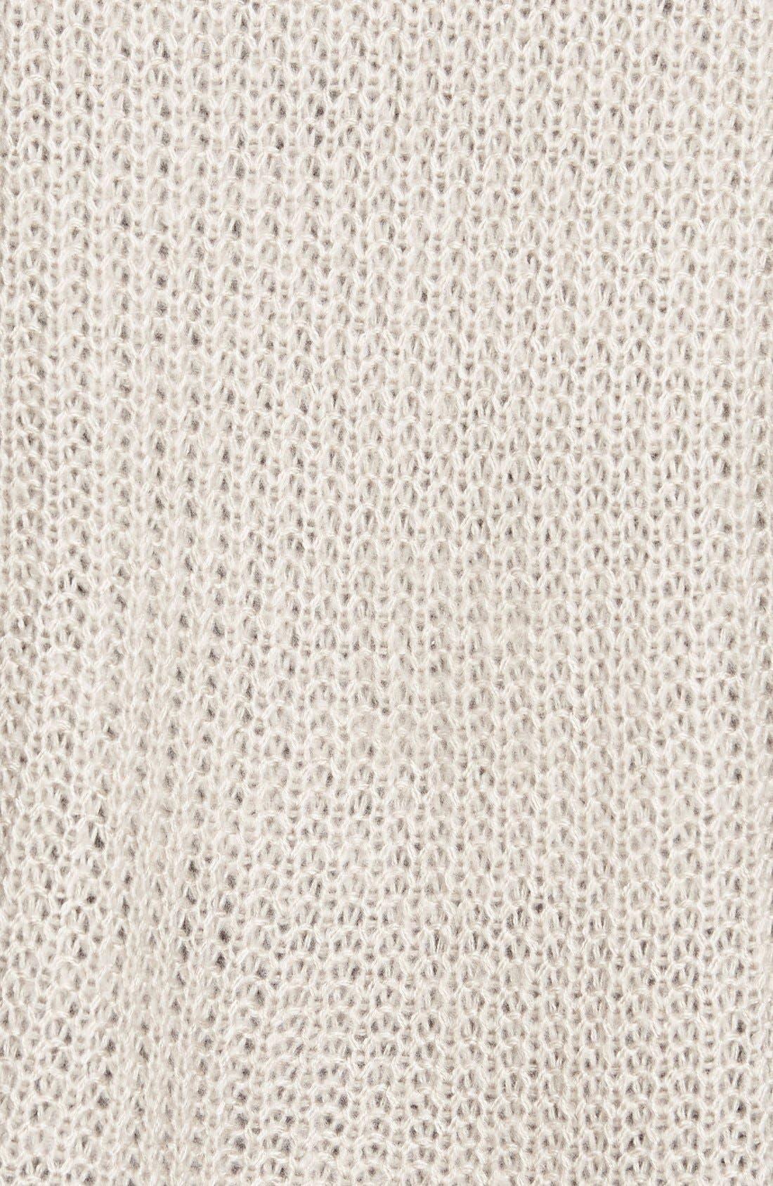 ,                             Cowl Neck Sweater,                             Alternate thumbnail 17, color,                             200