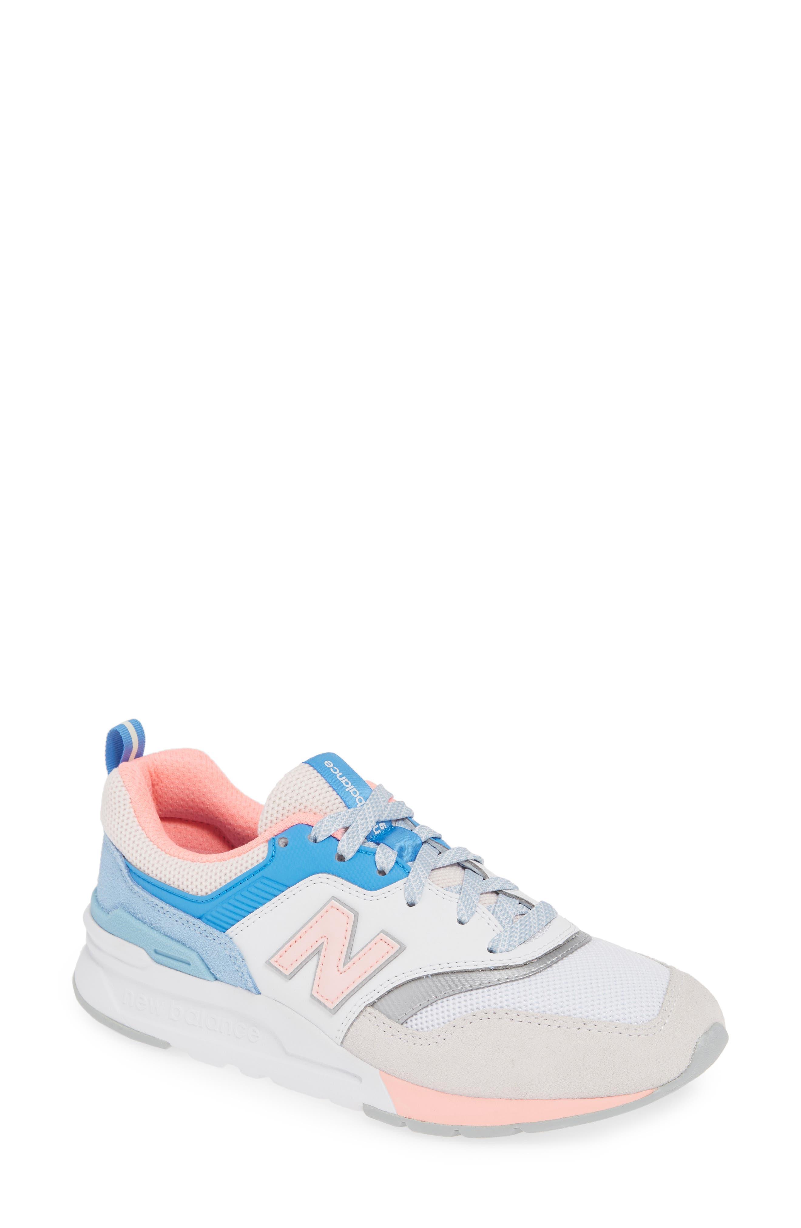 New Balance 997H Sneaker B - Blue