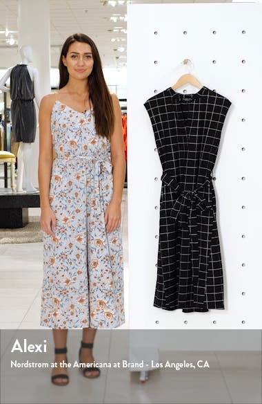 Nanette Tie Waist Dress, sales video thumbnail