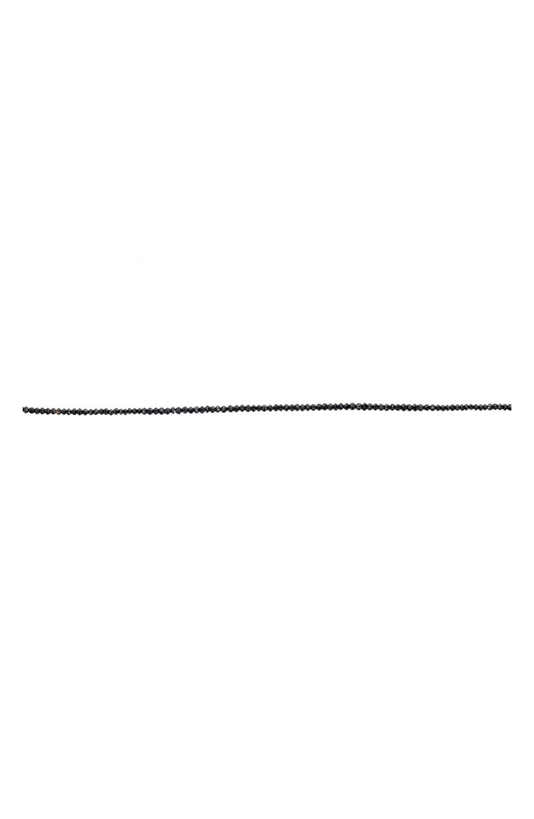 SETHI COUTURE Black Diamond Bracelet, Main, color, BLACK/ WHITE GOLD