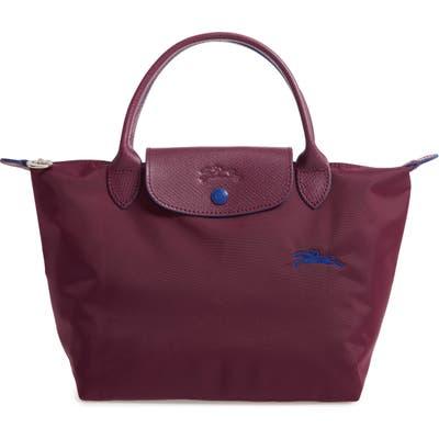 Longchamp Le Pliage Club Tote - Purple