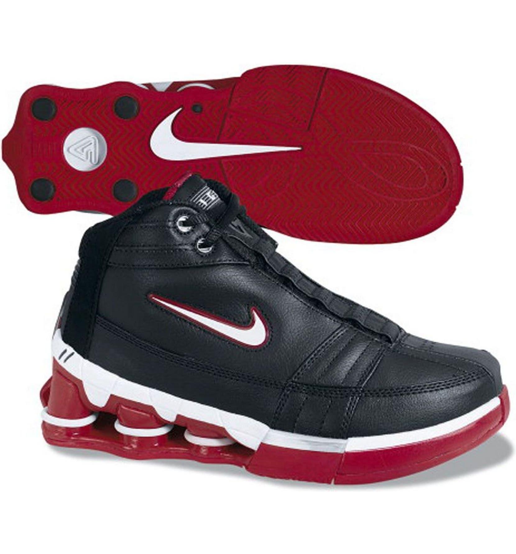 buy popular 29d76 2945e Nike  Shox VC IV  Basketball Shoe (Big Kids)   Nordstrom
