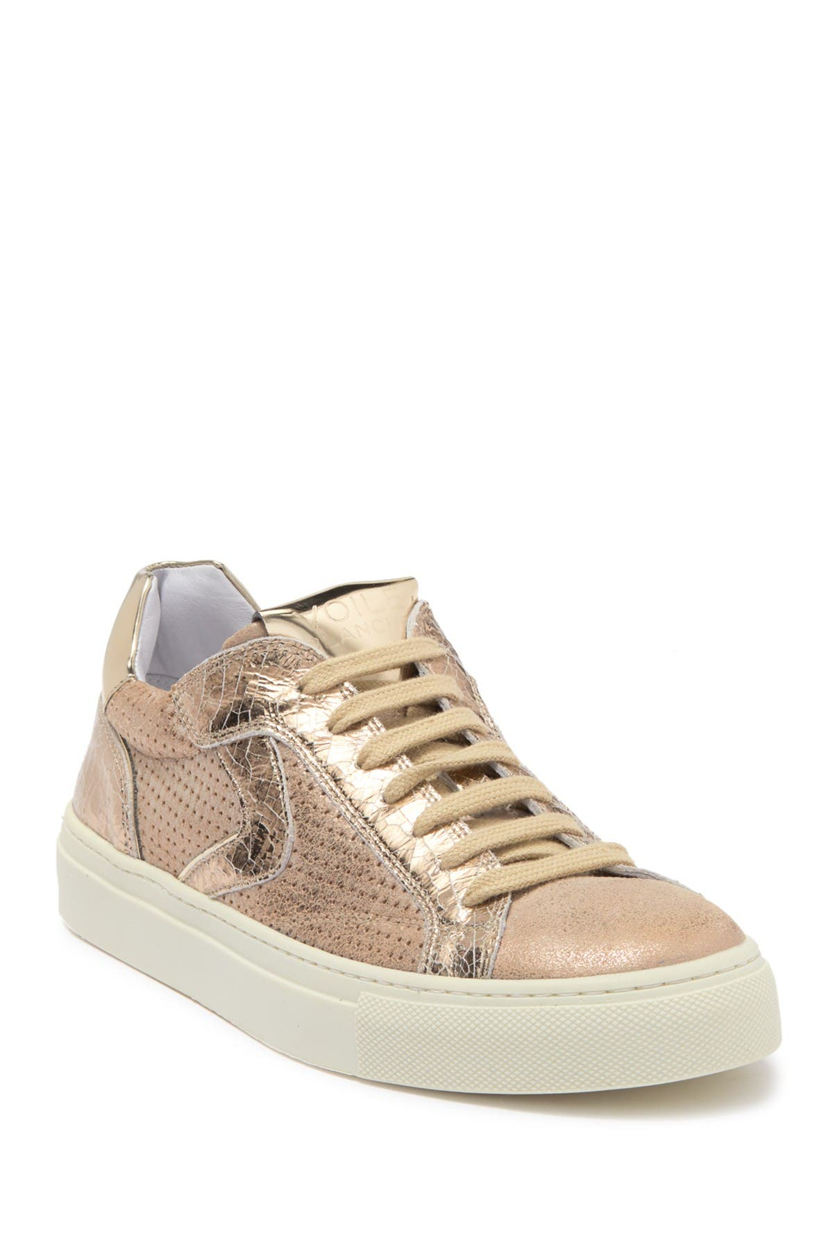 Image of Viola Blanche Capri Leather Sneaker