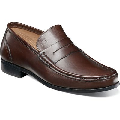 Florsheim Imperial Puente Penny Loafer, Brown