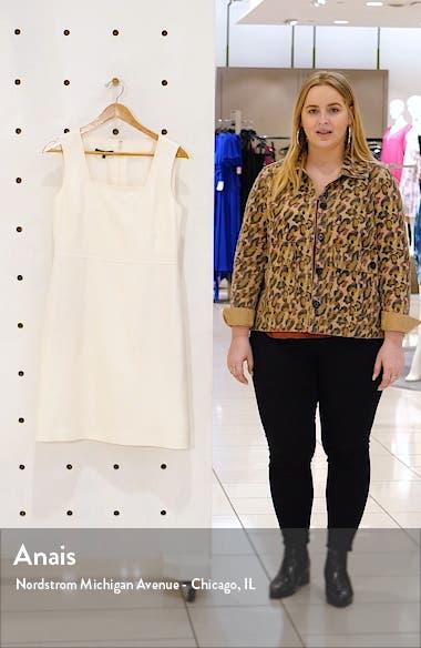 Spencer Cotton, Wool & Silk Dress, sales video thumbnail
