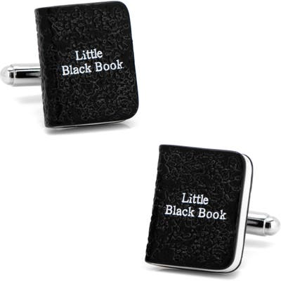 Cufflinks, Inc. Little Black Book Cuff Links