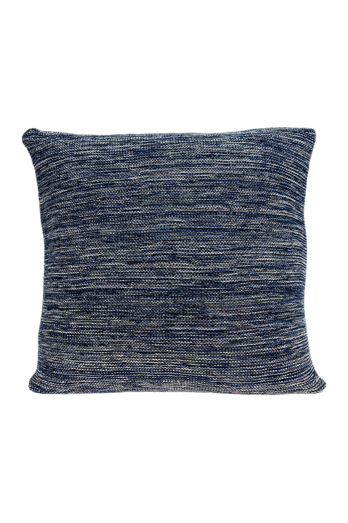 "Image of Parkland Collection Caliga Transitional Pillow - 20"" x 20"" - Blue"